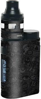 Amazon Com Skin Decal Vinyl Wrap For Eleaf Istick Pico 25 Vape Mod Skins Stickers Cover Black Sticker Slap Design
