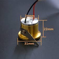 1w led recessed mini spot lamp downlight