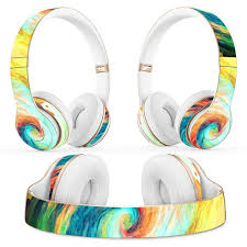 Protective Wrap Cover Sticker Universal Vinyl Decal Skin For Beats Solo 2 3 Wireless Headphone Ngl Wish