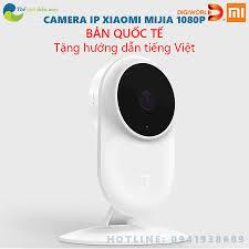 Camera IP giám sát thông minh Xiaomi Mijia 1080P - Bản quốc tế – Thế giới  điện máy