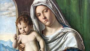 Risultato immagini per maria ss madre di dio