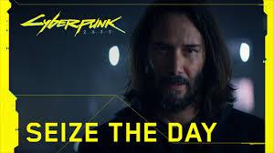 Рекламный ролик Cyberpunk 2077 с Киану Ривзом под трек Bad Guy от Билли  Айлиш