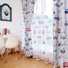 2020 Blackout Curtains For The Bedroom Toy Car Kids Room Curtains Window Blinds For Boys Bedroom From Narciss 13 09 Dhgate Com