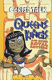 Amazon | Corpse Talk: Queens and Kings (The Phoenix Presents) | Murphy, Adam,  Murphy, Lisa | Cartoons