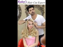gorgeous hair cut haircolor by kashee