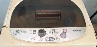 Cần thanh lý máy giặt DAEWOO 5,2KG còn sử dụng tốt - chodocu.com