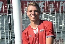 Ian Johnson - Men's Soccer - Montclair State University Athletics