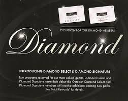 total rewards rolling out diamond