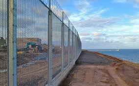 Security Fencing Secure Fence Solutions By Protective Fencing