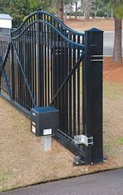 Mighty Mule Mmlps13 Low Profile Slide Gate Opener Solar Made