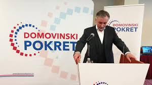 Image result for domovinski pokret