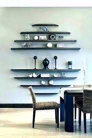 floating wall shelves design ideas