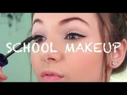 pretty simple makeup for