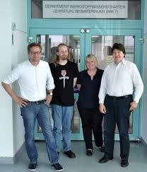 Visit from University of Paderborn › Institute of Biomaterials