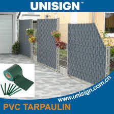China Pvc Privacy Screen For Garden Fence China Pvc Privacy Screen And Pvc Privacy Fence Price