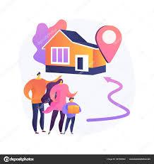 Resettlement Stock Vectors Royalty Free Resettlement Illustrations Depositphotos