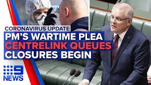 Coronavirus: PM's wartime speech ...