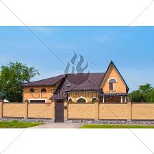 Stylish House Gl Stock Images