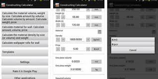 constructing calculator app and its