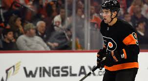 Don't worry about Ivan Provorov, he can go from 'good to great ...
