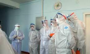 Ещё 94 медиков заразились коронавирусом