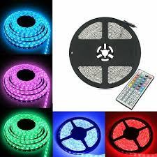 5 20m 5050 3528 rgb led strip lights
