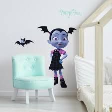 Disney Vampirina Peel And Stick Giant Wall Decals Contemporary Kids Wall Decor By York Wallcoverings Inc