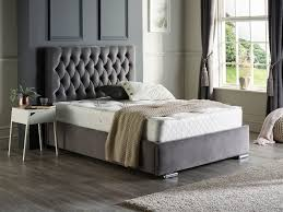Ivy King Size Bed - Pay Weekly Carpets