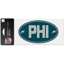 Football Nfl Philadelphia Eagles Car Window Decal 8 Perfect Cut Color Sports Mem Cards Fan Shop Cub Co Jp