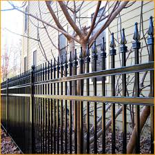 Ornamental Stainless Steel Garden Fence Design For Sale Diplomat Fence Manufacturer From China 106085911