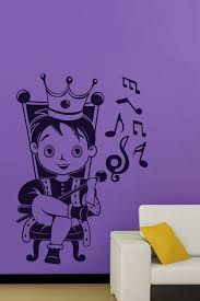 Prince Wall Decals Wall Stickers Art Without Boundaries Walltat Com