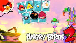 Angry Birds 2 Game-Play - No Longer Under Pigstruction - YouTube
