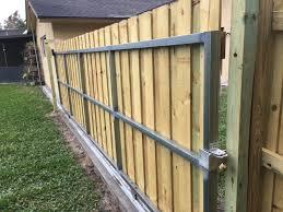 Weston Backyard Fence Installation Experts Best Backyard Fences In Weston Florida