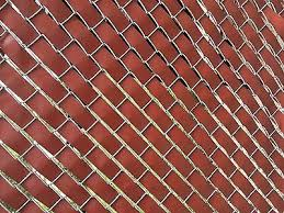 Privacy Fence Weave For Chain Link Fence 250ft Roll Redwood Ebay Fence Weaving Chain Link Fence Garden Fence Panels