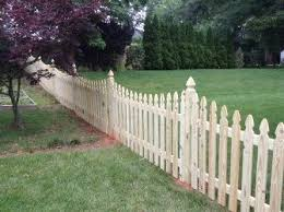 Pin By Patty Parker On Fences Trellises Arches Pergolas Fence Design Picket Fence Fence