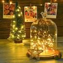 Utorch 5m 50-LED Decoration Infinity Color String Light