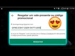 gift card da google play da certo