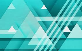 luxury abstract triangles wallpapers hd