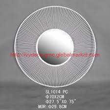 sl1014 china round mirror frame for