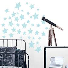 Wallpops Star Struck Glow In The Dark 20 Inch X 30 Inch Vinyl Wall Decal Buybuy Baby