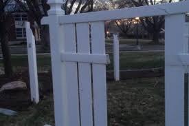 Fort Wayne Fence Repair Quick Fence Repair In Fort Wayne Indiana
