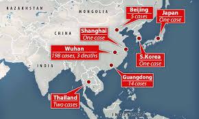 China confirms new SARS-like virus HAS spread between humans as 14 ...