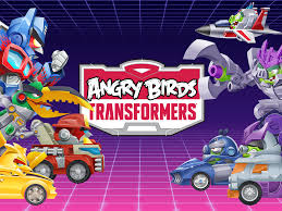 Angry Birds Transformers MOD APK 1.29.8 - AndroPalace