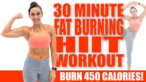 30 minute fat burning hiit workout