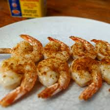 Air Fryer Keto & Gluten Free Old Bay Shrimp