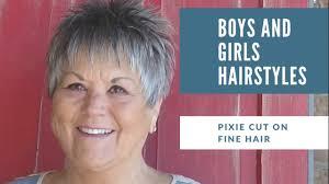 asymmetrical hairstyles for thin hair