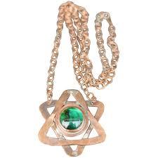 modernist raphael alfandary necklace