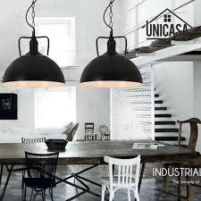 wrought iron industrial pendant lights