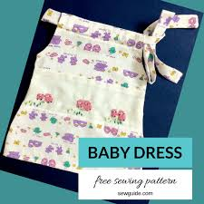 baby dress ever free sewing pattern
