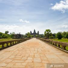 Angkor Wat Sticker Pixers We Live To Change